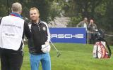 Philipp Mejow schafft bei der European Open in Bad Griesbach einen kleinen persönlichen Erfolg. (Foto: Golf Post)