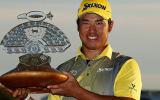 Hideki Matsuyama aus Japan gewinnt die Phoenix Open 2016. (Foto: Getty)