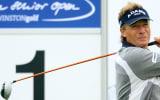 Bernhard Langer wird die Winstongolf Senior Open 2016 in Deutschland spielen. (Foto: Getty)