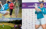 Im vergangenen Jahr fand das Ladies European Masters in England statt. Hier zu sehen: Siegerin Beth Allen aus den Vereinigten Staaten. (Fotos: Ladies European Tour)