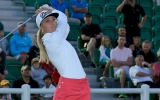 Sophia Popov startet als beste Deutsche in die US Women's Open. (Foto: Getty)