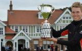 Falko Hanisch gewinnt im Alter von 16 Jahren die 90. Auflage der Boys Amateur Championship in Muirfield. (Foto: The R&A)