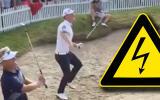 Golf Video Elektroschocks European Tour