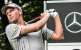Marcel Siem stand Golf Post im Interview Mitte August Rede und Antwort. (Foto: Mercedes-Benz)