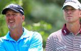 Jerry Kelly und Steve Stricker kennen sich seit gefühlten Ewigkeiten. Beim Franklin Templeton Shootout stehen sie nach dem Auftakt gemeinsam an der Spitze. (Foto: Getty)