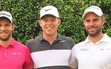 Max Kieffer Bernd Ritthammer Alexander Knappe Tshwane Open 2017 Ergebnisse Tag 2