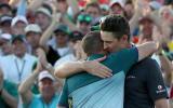 US Masters 2017 Back Nine Sergio Garcia Justin Rose