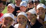 EMM Europäische Mannschaftsmeisterschaft Golf: Die Mädchen des GTG erreichten Platz fünf (Foto: DGV)