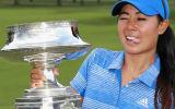 Grund zum feixen: Danielle Kang holt bei der LPGA Championship ihren ersten Majortitel. (Foto: Getty)