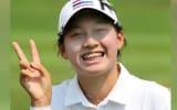 Atthaya Thitikul aus Thailand ist mit etwas über 14 Jahren zur jüngsten Siegerin eines Profi-Golfturniers geworden.