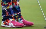 Golf ist stets im Wandel. Auch die Golfkleidung ändert sich stetig. John Daly etwa mag es sehr bunt. (Foto: Getty)