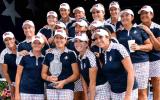 Als Team gesiegt: Die USA beim Solheim Cup 2017. (Foto: Getty