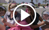 Golf Video Leticia Ras-Anderica Olivia Cowan Ladies European Tour