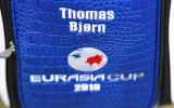 Thomas Bjørn führt das europäische Team beim EurAsia Cup in Malaysia an. (Foto: Getty)