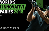 Arccos gilt ab sofort als eines der innovativsten Unternehmen weltweit. (Foto: Arccos)