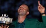 Masters Fotostrecke Sieger von damals bis heute Sergio Garcia