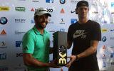 Adrian Otaegui sichert sich den Sieg auf der European Tour bei der ersten Auflage des Belgian Knockout. (Foto: Golf Post)