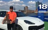 Auch Titelverteidiger Jordan Smith wird bei Porsche European Open 2018 an den Start gehen. (Foto: Golf Post)