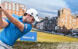 Nicolai von Dellingshausen im großen Golf Post Interview über Sponsoren und Förderer. (Foto: Allianz)
