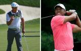 Während Bryson DeChambeau die Spitze des Feldes erobert, spielt sich Tiger Woods in die Top 10 des Memorial Tournament. (Foto: Getty)