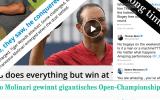 British Open Championship 2018 Medienecho