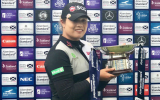 Ariya Jutanugarn gewinnt die Ladies Scottish Open der LPGA Tour und Ladies European Tour. (Foto: Getty)