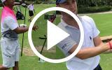 Schlägerwirbel Tiger Woods Justin Thomas Golf Video