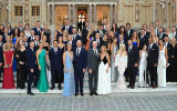 Ryder Cup 2018 Gala Dinner Spielerfrauen (Foto: getty)