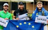 Martin Borgmeier gewinnt die Long Drivers European Tour 2018. (Foto: Facebook.com/@europeanlongdrivers)