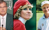 Billy Payne, Jan Stephenson und Dennis Walters sind drei der fünf neuen Mitglieder der Hall of Fame. (Foto: World Golf Hall of Fame)