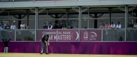 Tee Times für den Finaltag in Katar