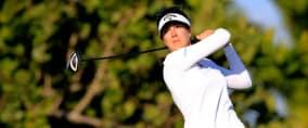 Sandra Gal schlägt bei der Pure Silk Bahamas LPGA Classic ab und liegt nach dem zweiten Tag auf T10.