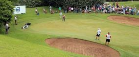 Volvo Golf Champions 2014