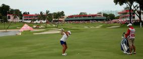 Die HSBC Women's Champions wird auf Sentosa Island, einer Ferieninsel vor Singapur ausgetragen. Stacy Lewis geht dabei als Titelverteidigerin an den Start