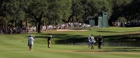 Die Valspar Championship findet im Innisbrook Resort and Golf Club in Florida statt. (Foto: Getty Images)
