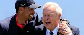 Grund zur Freude hatte Tiger Woods im vergangenen Jahr beim Arnold Palmer Invitational - er kletterte wieder an die Spitze der Weltrangliste