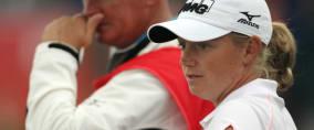 Stacy Lewis setzte sich zum Auftakt der Sime Darby LPGA Malaysia an die Spitze des Feldes in Kuala Lumpur.