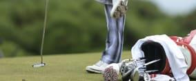 Golfbag Marcel Siem