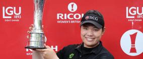Ariya Jutanugarn gewinnt die Ricoh Women's British Open 2016
