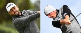 Stephan Jäger und Alex Cejka müssen beim World Cup of Golf nochmal Gas geben. Ihre Tee Times im Überblick. (Foto: Getty)