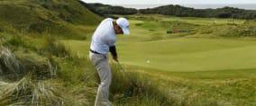 Die besten Schläge der Irish Open. (Foto: Getty)