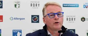 Im Namen Keith Pelleys verkündet die European Tour Neuerungen im Race to Dubai. (Foto: Getty)