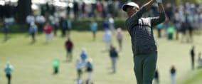 Doug Ghim steht jetzt schon als bester Amateur des US Masters 2018 fest. (Foto: Getty)