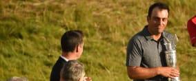 British Open Championship 2017 Ergebnisse Finale Sieger Francesco Molinari