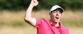 British Open Championship 2018 Rory McIlroy Geldrangliste European Tour