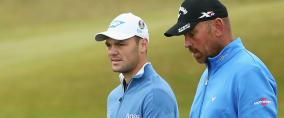 Martin Kaymer und Thomas Björn sind gute Freunde. (Foto: Getty)