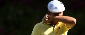 Bryson DeChambeau droht aufgrund einer Verletzung die Open Championship zu verpassen. (Foto: Getty)