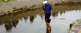Bei der Open Championship 1999 wurde der Franzose Jean van der Velde zur trgischen Figur. (Foto: Getty)