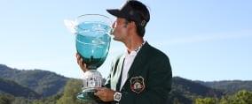 Kevin Na gewinnt die Greenbrier Classic auf der PGA Tour. (Foto: Getty)