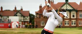 Ricoh Women's British Open 2018 Ergebnisse Tag 1 Sandra Gal